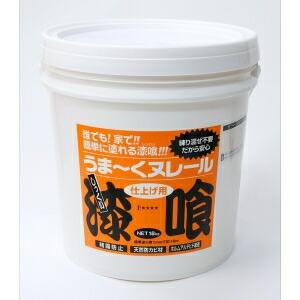 補修 補修資材 屋内壁補修 DIY しっくい 日本プラスター 贈与 漆喰 イエロー 授与 うまーくヌレール うまくぬれーる 18kg