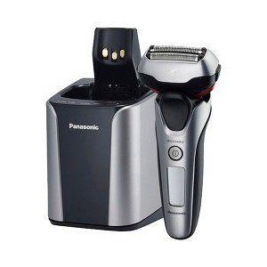 新色 25%OFF 健康 理美容 シェ-バ- 洗浄機付きシェーバー パナソニック ES-LT7A-S