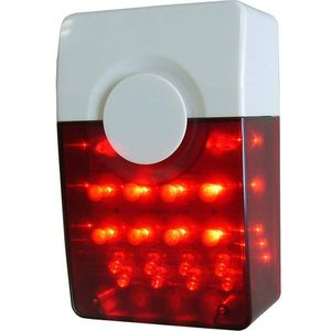激安通販ショッピング 防犯 チャイム ブザー SALE開催中 ベル リーベックス LEDパトフラッシュ XL3000