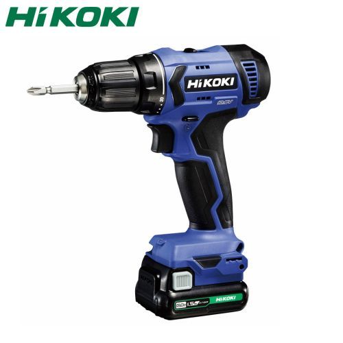 □ HiKOKI(ハイコーキ)旧日立工機 コードレスドライバドリル(充電ドリルドライバー) FDS12DAL(2ES)【4966376328475:16328】