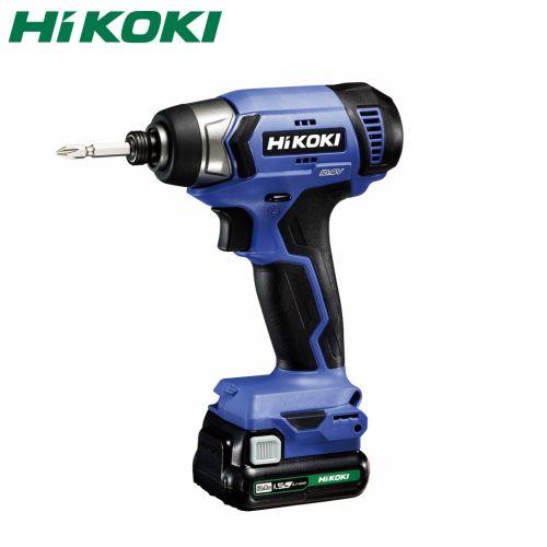 □ HiKOKI(ハイコーキ)旧日立工機 コードレスインパクトドライバ(充電インパクトドライバー) FWH12DAL(2ES)【4966376328482:16328】