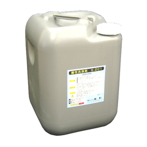 友和 酸性サビ落とし S-201 18L [作業工具 オイル・ウエス 洗浄剤] 【4516825002830:16480】