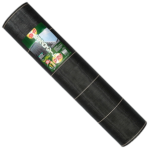 日本マタイ 強力防草クロスシートPRO 1x100m クロ【4989156106506:16480】