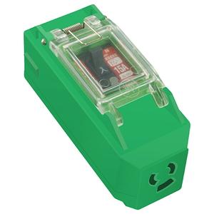 作業用品 永遠の定番 作業照明 送料無料お手入れ要らず コードリール 日動 NICHIDO PIPB-EK-N 過負荷漏電保護兼用 プラグインポッキンブレーカー 抜止C付