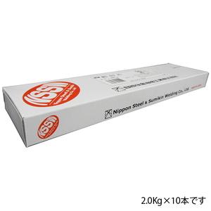 日鐵住金 軟鋼用溶接棒 NS-03Hi 2.0x20kg [電動工具 溶接 溶接棒 軟鋼用] 【4580437130021:16480】