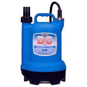 寺田 バッテリー水中ポンプ S12D-80 [園芸機器 ポンプ 水中ポンプ(汚水)] 【4975567170571:16480】