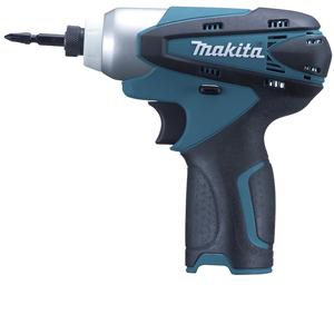 動力工具 充電工具 本体のみ マキタ 充電式インパクトドライバ 青 出色 人気の定番 TD090DZ
