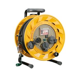 ハタヤ ブレーカーリール 30m BR-301KX [電動工具 電工ドラム・コード 電工ドラム 30M] 【4930510100401:16480】