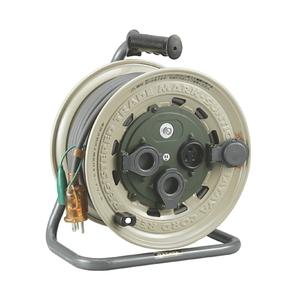 ハタヤ コードリール 15A×50m GX-50 [電動工具 電工ドラム・コード 電工ドラム 50M] 【4930510127316:16480】