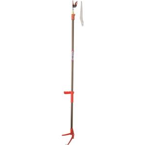 自由に扱える無段階伸縮の万能型高枝切り鋏です ニシガキ 国内即発送 WEB限定 N-128 のびのび枝切り3.0M