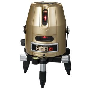 タジマ レーザー墨出器GT3Z-I GT3Z-I [大工道具 測定具 レーザー機器] 【4975364048127:16480】
