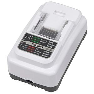 タジマ 18V充電器 PT-LC18 [電動工具 メーカー品電動工具 電動アタッチメント] 【4975364167330:16480】