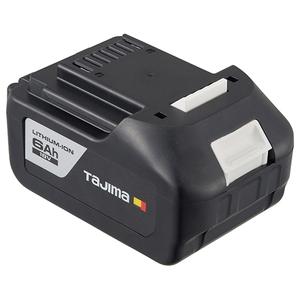 タジマ 18V充電池 6Ah PT-LB1860 [電動工具 メーカー品電動工具 電動アタッチメント] 【4975364260659:16480】