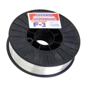 スズキット アルミワイヤ0.8 2kg PF-91 [電動工具 溶接 電気溶接機] 【4991945029590:16480】