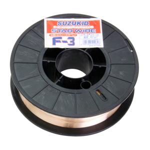 スズキット ブレージングワイヤ0.8 PF-81 [電動工具 溶接 電気溶接機] 【4991945029606:16480】