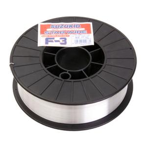 スズキット アルミワイヤ1.0 2kg PF-92 [電動工具 溶接 電気溶接機] 【4991945029781:16480】