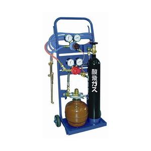 スズキット ガスタンク ミニ 500SSZ [電動工具 溶接 溶接用アクセサリー] 【4991945115057:16480】