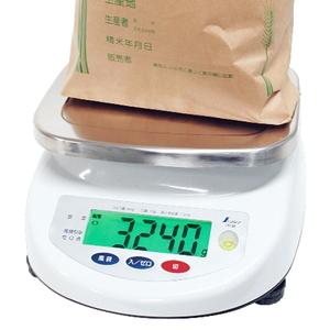 シンワ デジタル上皿はかり 30kg 70194 [大工道具 測定具 はかり・万歩計・数取器] 【4960910701946:16480】