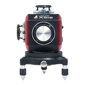 シンワ レーザーロボXline赤 71607 [大工道具 測定具 レーザー機器] 【4960910716070:16480】
