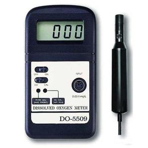 MT デジタル溶存酸素計 DO-5509【4986702201685:16480】