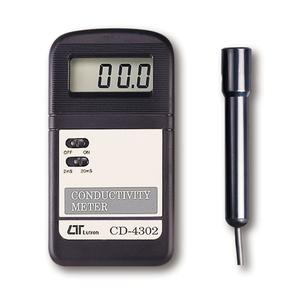 MT デジタル電導率計 CD-4302 [作業工具 はんだ・トーチ ] 【4986702201791:16480】