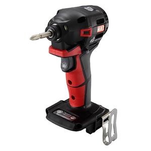 MAX 充電式インパクトドライバ本体 PJ91180 アカ [電動工具 マックス 釘打ち機 本体 その他] 【4902870817183:16480】