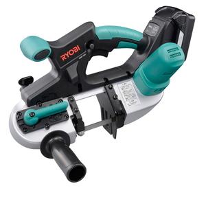動力工具 充電工具 本体のみ リョービ 18V充電式スチールバンドソー BSB-180【4960673673184:18180】
