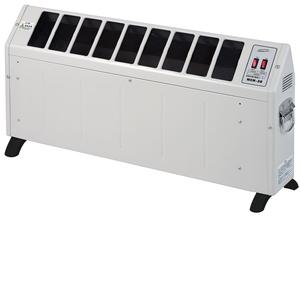 出荷 自然な暖かさで室内を徐々に暖める電気ヒーター NAKATOMI 爆安プライス 自然対流式電気ヒーター 4511340036421:18180 NCH-30