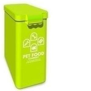 犬猫用品 激安価格と即納で通信販売 食器類 保存容器 お求めやすく価格改定 ペットフードカンパニーLグリーン 伊勢藤