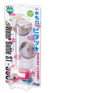 小動物 鳥用品 小動物用品 食器 給水器 ST-300 春の新作シューズ満載 ウォーターボトル300ml WB-3 マルカン 高品質