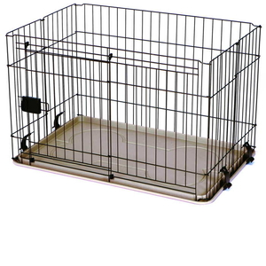 犬猫用品 日本 限定特価 ハウス ケージ サークル マルカン M フレンドサークル スライドドア