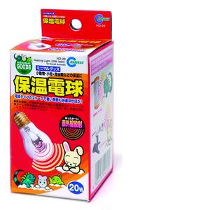 推奨 小動物 鳥用品 小鳥用品 冷暖房器具 正規品送料無料 マルカン 保温電球20W