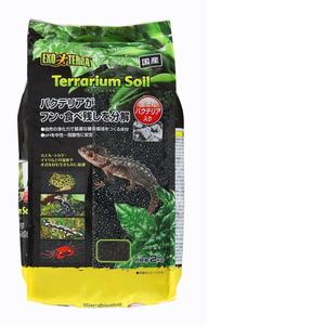 爬虫類 ストア 両生類用品 爬虫類用品 数量限定アウトレット最安価格 用品 テラリウムソイル GEX 2kg