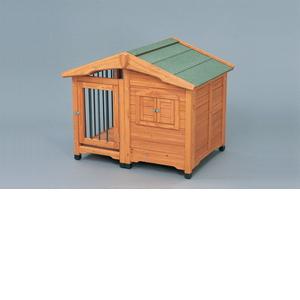 アイリスオーヤマ サークル犬舎 ブラウン CL-1100【4905009250332:1309】