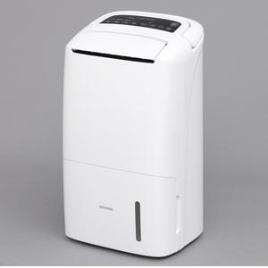 アイリスオーヤマ 空気清浄機能付除湿機 ホワイト DCE-120【4967576276887:1309】