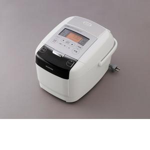 アイリスオーヤマ 米屋の旨み 銘柄量り炊き IHジャー炊飯器 3合 ホワイト RC-IC30-W【4967576299534:1309】