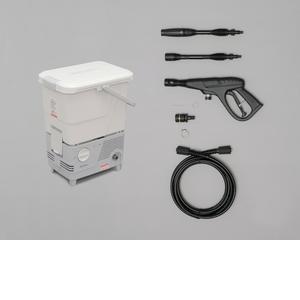 アイリスオーヤマ タンク式高圧洗浄機 ホワイト SBT412N【4967576328036:1309】