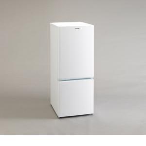 アイリスオーヤマ ノンフロン冷凍冷蔵庫156L ホワイト AF156-WE【4967576335225:1309】