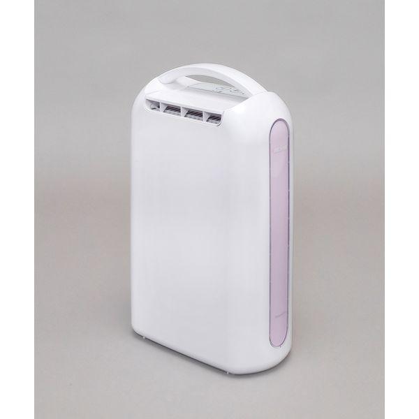 アイリスオーヤマ 衣類乾燥除湿機(デシカント式) ピンク IJD-H20-P【4967576349840:1309】