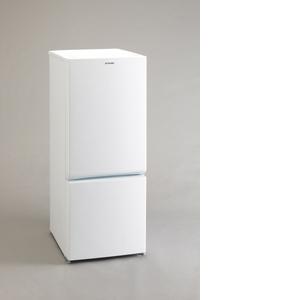 アイリスオーヤマ ノンフロン冷凍冷蔵庫(氷冷ボックス付)156L ホワイト AF156Z-WE【4967576352833:1309】