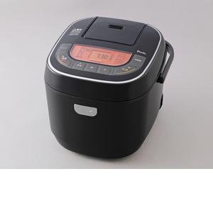 アイリスオーヤマ 米屋の旨み 銘柄炊き ジャー炊飯器 10合 ブラック RC-MC10-B【4967576365055:1309】