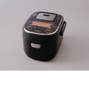 アイリスオーヤマ 米屋の旨み 銘柄炊き IHジャー炊飯器 3合 ブラック RC-IE30-B【4967576365086:1309】