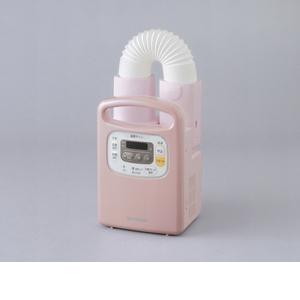 アイリスオーヤマ ふとん乾燥機 カラリエ ピンク FK-C3-P【4967576381260:1309】