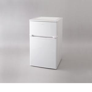 アイリスオーヤマ 冷蔵庫81L ホワイト AF81-W【4967576388726:1309】