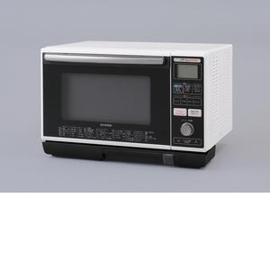 アイリスオーヤマ スチーム流水解凍オーブンレンジ 24L ホワイト MS-Y2403【4967576393096:1309】
