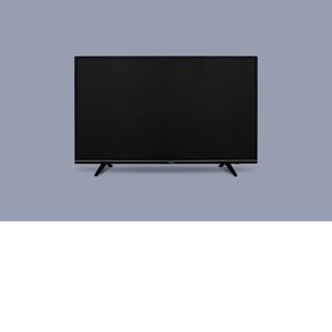 アイリスオーヤマ 4K対応テレビ 43インチ ブラック LT-43A620【4967576398725:1309】
