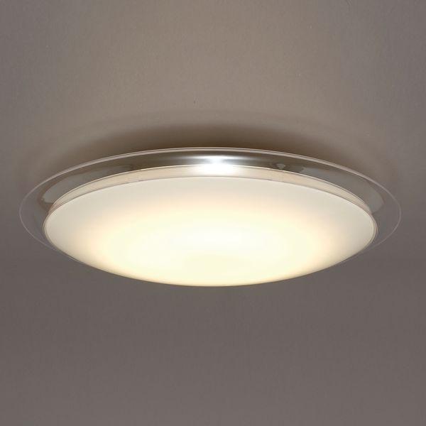 アイリスオーヤマ LEDシーリングライト スマートスピーカー対応 12畳調色  CL12DL-6.0AIT【4967576406505:1309】