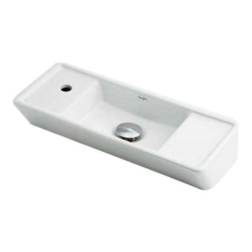 カクダイ 角型手洗器 493-065【4972353030880:16480】