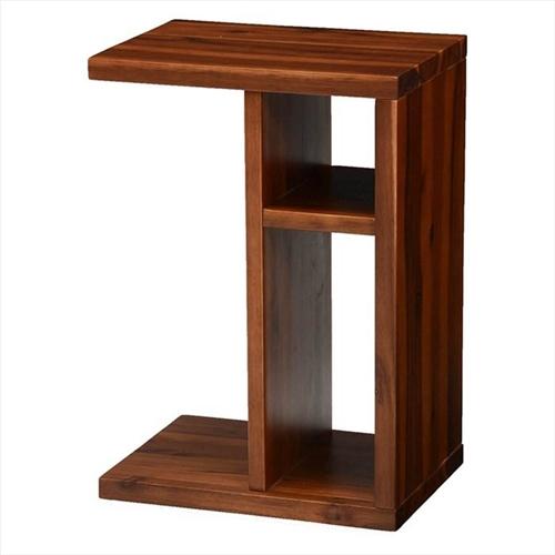 萩原 サイドテーブル VST-7252 幅35×奥行25×高さ51cm 【4934257245784:15950】
