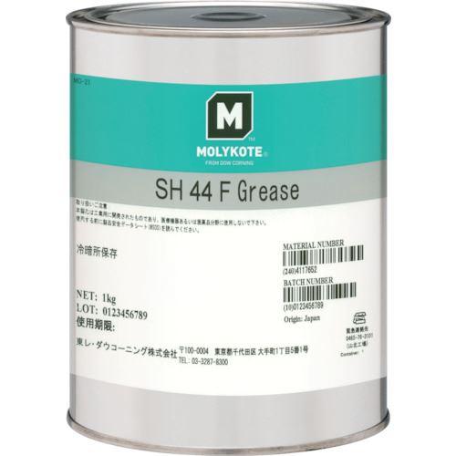 ?モリコート SH44F GREASE 500G 10缶入 〔品番:SH-44F-05〕外直送元【1004610×10:0】【個人宅配送不可】